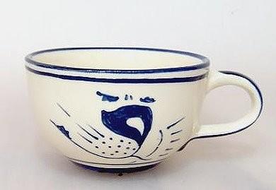 Schnurre Tasse einzeln