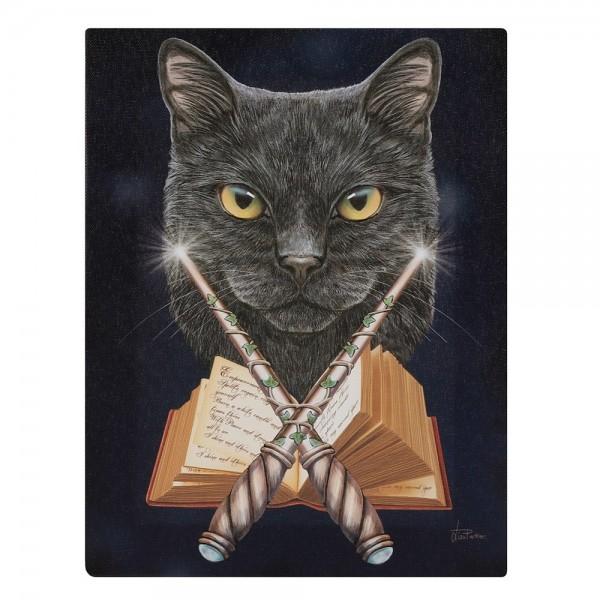 Kleine Leinwand 19 x 25 cm Magick Maker
