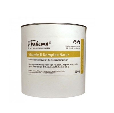 Pahema Vitamin B Komplex Natur, 100 g
