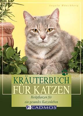 Buch: Kräuterbuch für Katzen