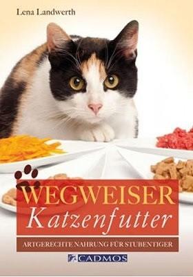 Buch: Wegweiser Katzenfutter