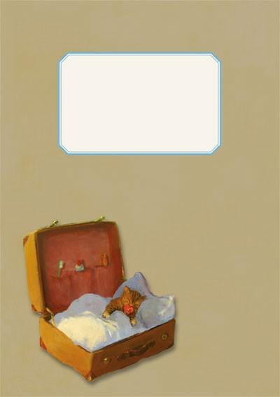 Heftchen Im Koffer