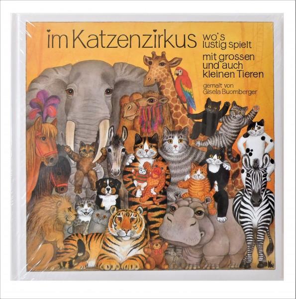 Buch: Gisela Buomberger Im Katzenzirkus, Band 3