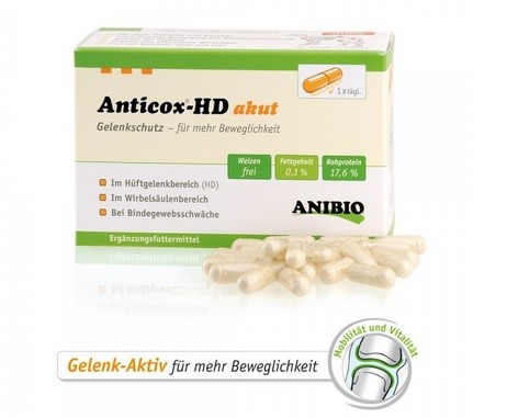 Anibio Anticox HD akut, 50 Kps.