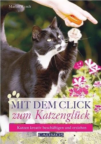 Buch: Mit dem Click zum Katzenglück
