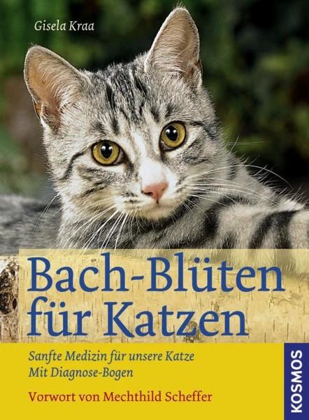 Buch: Bachblüten für Katzen