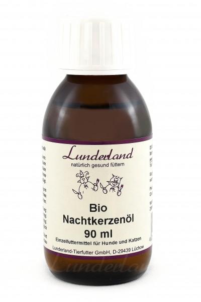 Lunderland Bio-Nachtkerzenöl, 90ml - MHD 14.08.2020