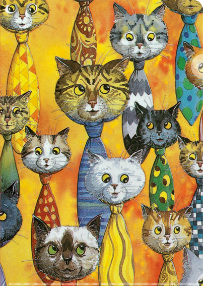 A4 Pocket Cat
