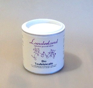 Lunderland Bio-Teufelskralle, 100 g
