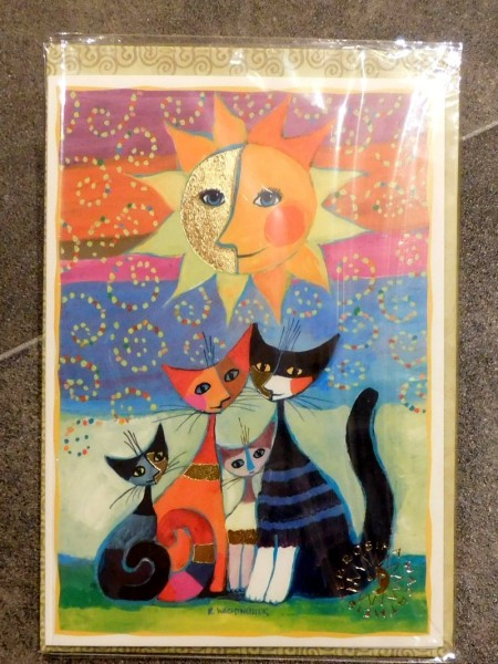 Rosina Wachtmeister Card plus Envelope Momenti