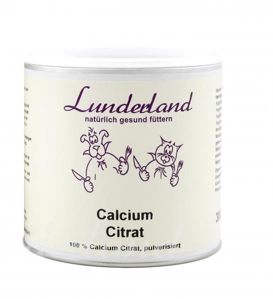 Lunderland Calcium Citrat, 300 g