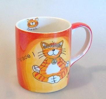 Kaffee Becher Peace