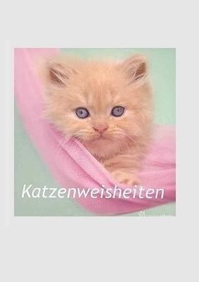 Buch: Katzenweisheiten
