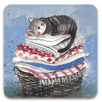 Fridge Magnet Laundry Basket