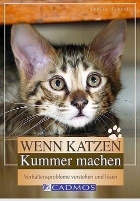 Buch: Wenn Katzen Kummer machen