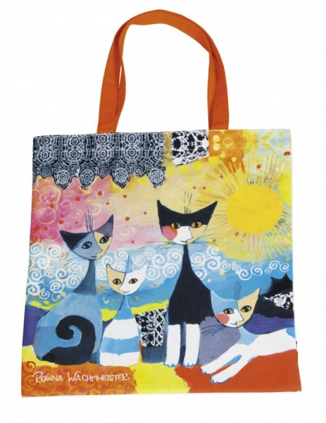Rosina Wachtmeister Art Shopping Bag Merletto