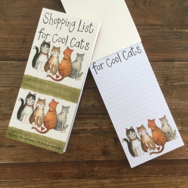 Magnetic To Do Lists Cool Cats