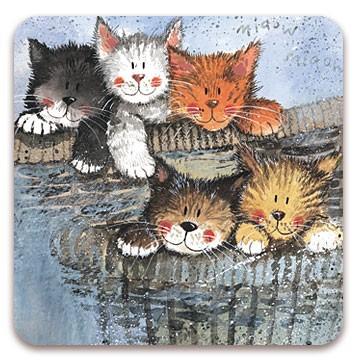 Coaster Kittens