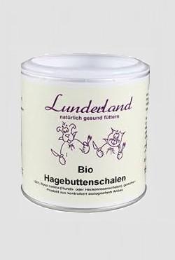 Lunderland Bio-Hagebuttenschalen, 150 g