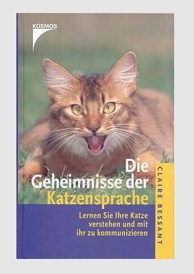Buch: Die Geheimnisse der Katzensprache