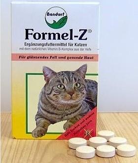 Formel-Z für Katzen, 125 g