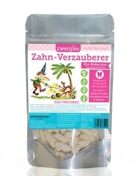Zwergies Zahn-Verzauberer Pflegesnack, 90g