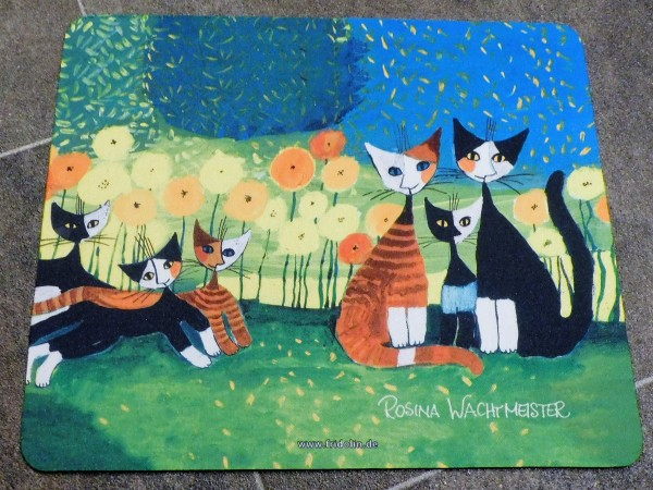 Rosina Wachtmeister Mousepad All Together