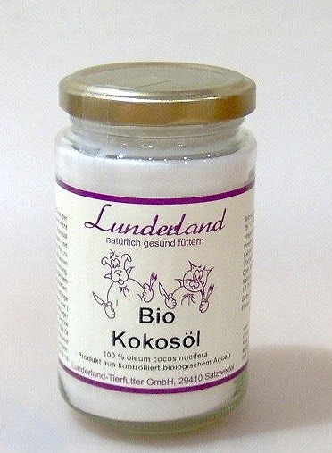 Lunderland Bio-Kokosöl 200 ml