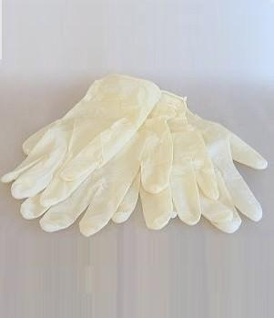 Latex Einmalhandschuhe Gr. L, 100 Stck.
