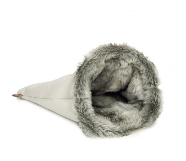 DBL Schlafsack Faisca grau