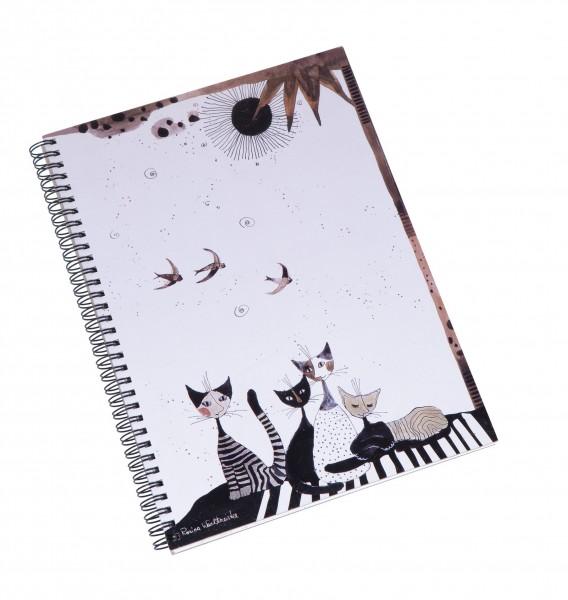 Rosina Wachtmeister Notebook Carota con amici