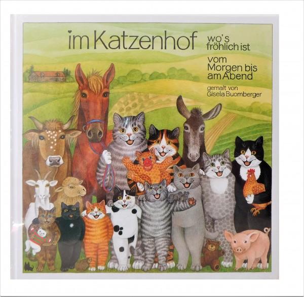 Buch: Gisela Buomberger Im Katzenhof, Band 4