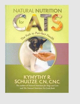 Book: Natural Nutrition For Cats
