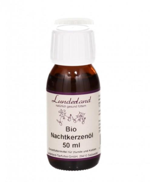 Lunderland Bio-Nachtkerzenöl, 50ml