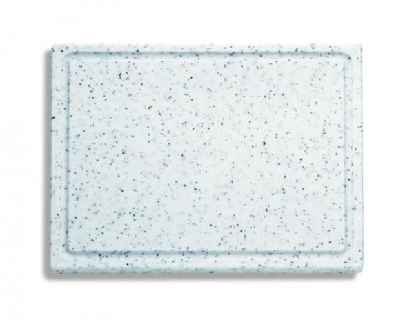 Schneidbrett marmoriert - 32 x 26,5 cm