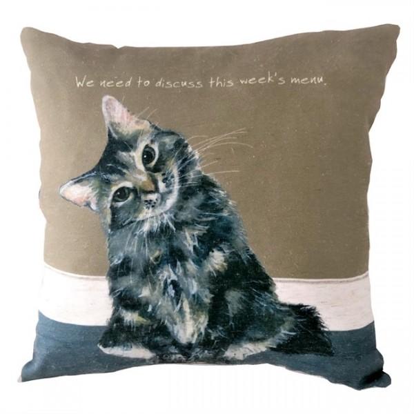 TLDL Kissen Tabby Cat