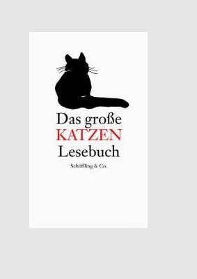 Buch: Das große Katzenlesebuch