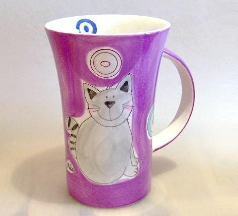 Kaffee Pot Kater Carlo XXL