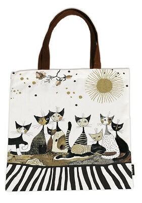 Rosina Wachtmeister Art Shopping Bag Sepia