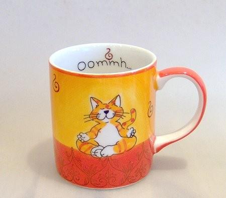 Kaffeebecher Oohm!