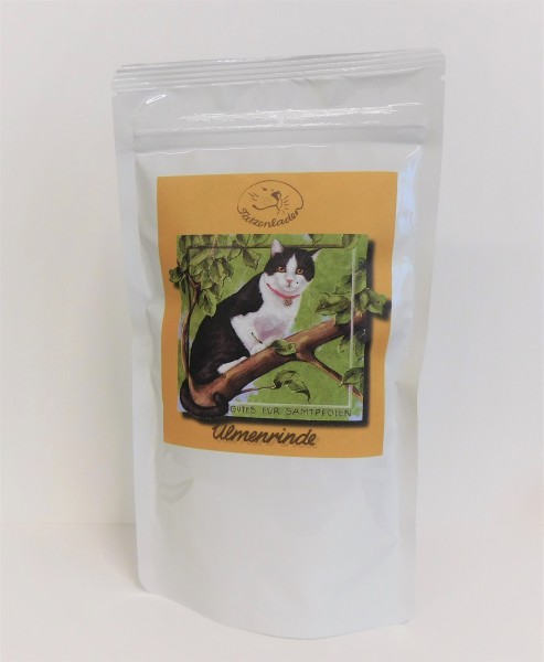 Tatzenladen Slippery Elm Bark, 150 g pouch