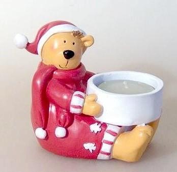 Teelichthalter Teddy