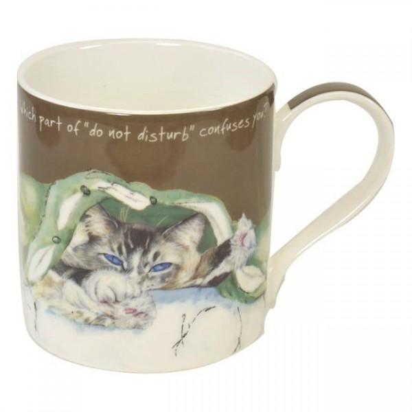 TLDL Designer Kaffee-/Teebecher Confuses You