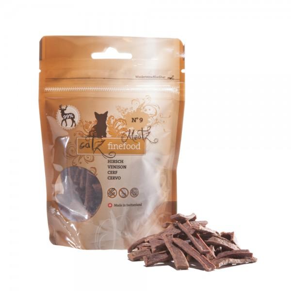 Catz Finefood Meatz Hirsch, 45 g