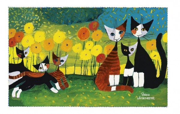 Rosina Wachtmeister Brillenputztuch All Together
