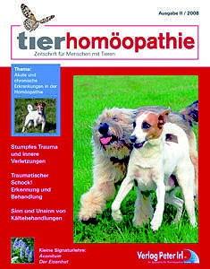 Tierhomöopathie Ausgabe I I/2008