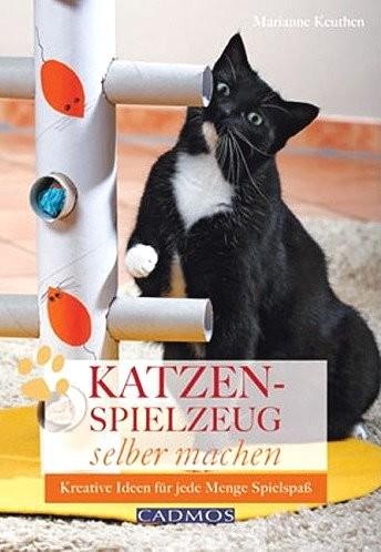 Buch: Katzenspielzeug selber machen